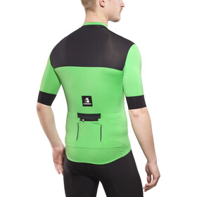 Etxeondo Rali S/S Jersey Men Green-Black
